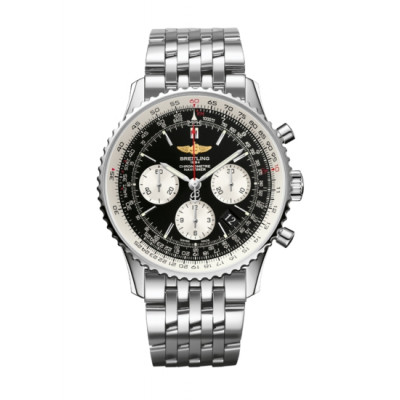 BREITLING NAVITIMER 01  AUTOMATIC 43MM  MEN'S WATCH AB012012/BB01/447A