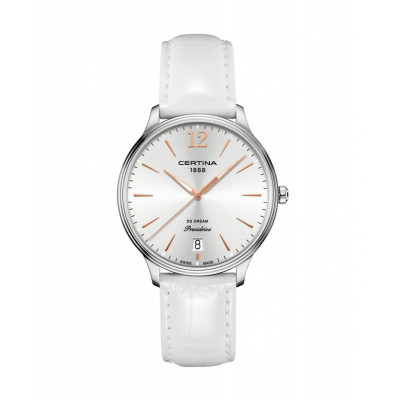 CERTINA DS DREAM 38MM QUARTZ LADY'S WATCH C021.810.16.037.01