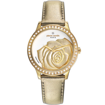 PIERRE CARDIN LAUMIERE FEMME 34MM LADY'S WATCH PC107992S03