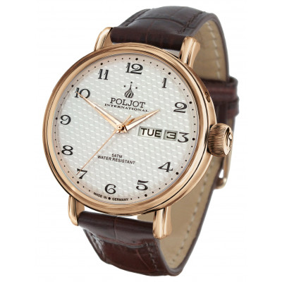 POLJOT INTERNATIONAL NEW YAROSLAVL DAY&DATE  AUTOMATIC  43MM  MEN'S WATCH   2427.1540611