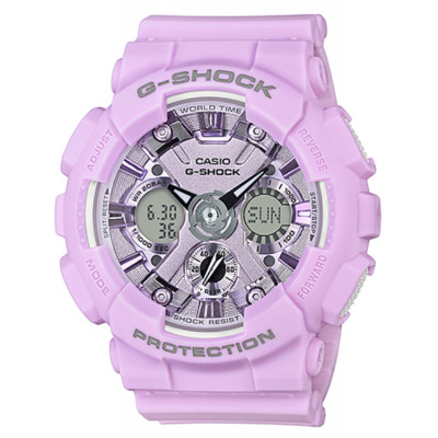 CASIO G-SHOCK S СЕРИЯ GMA-S120DP-6AER
