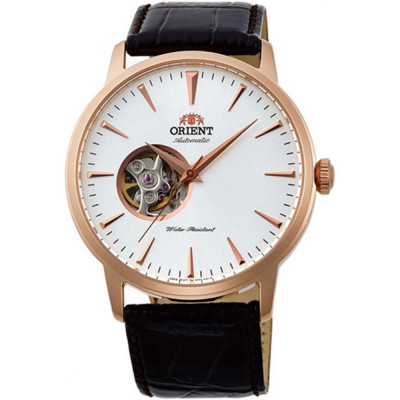 ORIENT CLASSIC AUTOMATIC OPEN HEART 41MM MENS WATCH  FAG02002W