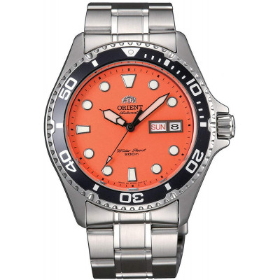 ORIENT DIVING RAY II AUTOMATIC 41.5 MM MEN'S WATCH FAA02006M