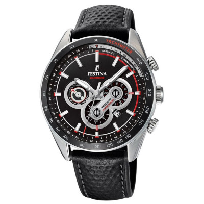 FESTINA CHRONOGRAPH 44MM MEN`S WATCH F20202/4