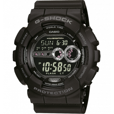CASIO G-SHOCK MILITARY LIMITED EDITION GD-100-1BER