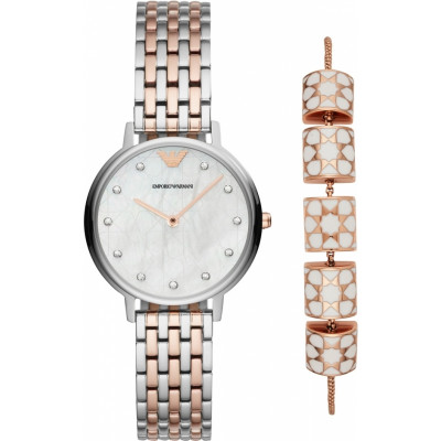 EMPORIO ARMANI KAPPA  32MM LADIES WATCH  AR80016