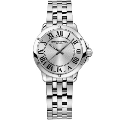 RAYMOND WEIL TANGO QUARTZ 28MM LADIES WATCH 5391-ST-00659