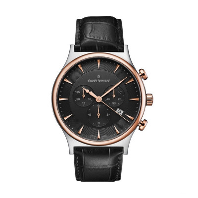 CLAUDE CLASSIC CHRONO 42MM MEN'S WATCH 10217 357R NIR1