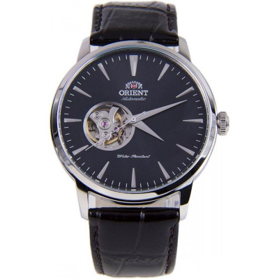 ORIENT CLASSIC AUTOMATIC OPEN HEART 41MM MENS WATCH FAG02004B