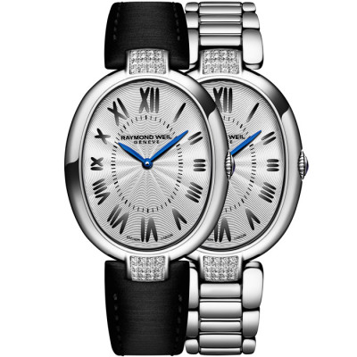 RAYMOND WEIL SHINE QUARTZ 29MM LADIES WATCH 1700-STS-00659