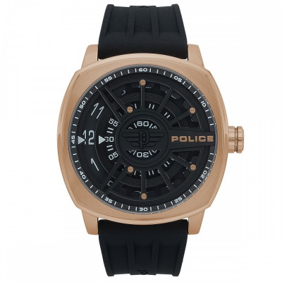POLICE SPEED HEAD 49MM MEN'S PL.15239JSR/02P
