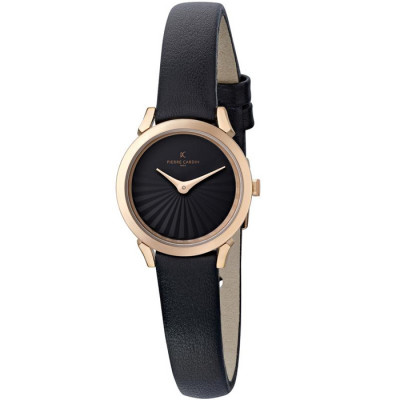 PIERRE CARDIN PIGALLE PLISSEE 27MM LADIES WATCH CPI.2515