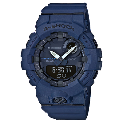 CASIO G-SHOCK BLUETOOTH GBA-800-2A1