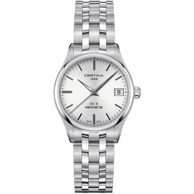 CERTINA DS-8 LADY  QUARTZ 30MM WATCH C033.251.11.031.00
