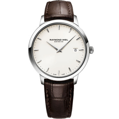 RAYOND WEIL TOCCATA QUARTZ 39MM MEN'S WATCH 5588-STC-40001