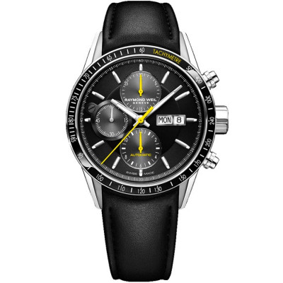 RAYMOND WEIL FREELANCER AUTOMATIC 42MM MEN'S WATCH 7731-SC1-20121