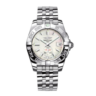 BREITLING  GALACTIC 36 AUTOMATIC LADIES C3733012/A788/236X/376A