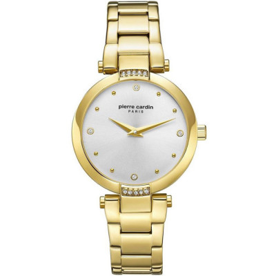 PIERRE CARDIN LADIES CRYSTALS  32MM LADIES WATCH PC902302F09