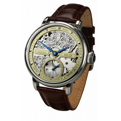 POLJOT INTERNATIONAL 25TH ANNIVERSARY HAND WINDING 43MM MEN'S WATCH LIMITED EDITION 25PIECES  3620.1942512