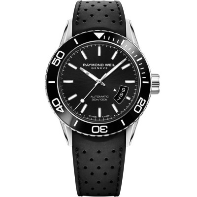 RAYMOND WEIL FREELANCER AUTOMATIC 42MM MEN'S WATCH 2760-SR1-20001