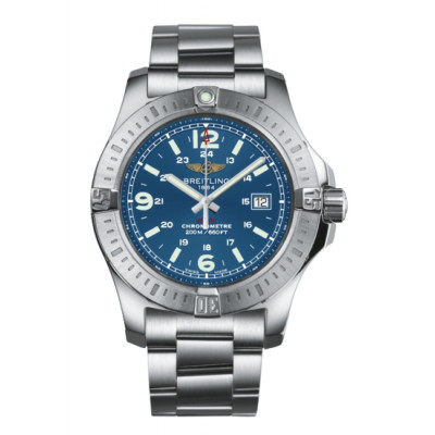 BREITLING COLT SUPER QUARTZ 44MM MEN'S WATCH A7438811/C907/173A