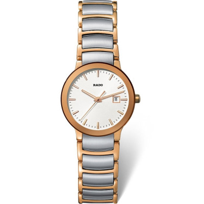 RADO CENTRIX QUARTZ   28MM LADY'S  WATCH   R30555103