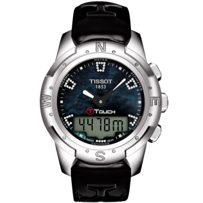 TISSOT T-TOUCH 2 43.3MM LADY T047.220.46.126.00